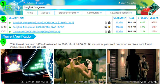 vertor sadfsad1 Protect Your PC/Yourself From Infected/Fake Torrents