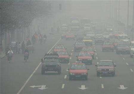 Europe : un quart des émissions de gaz à effet de serre dû au transport