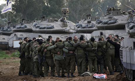 israeli-soldiers-prepare
