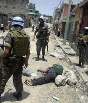 un haiti Povera Haiti, dopo la tragedia anche la Bertolaso S.p.a.