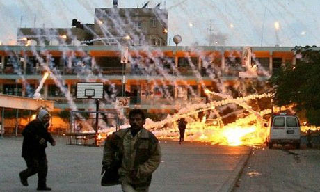 An IDF report quietly submitted to the UN two weeks ago confirms shelling a UN compound with white phosphorous shells