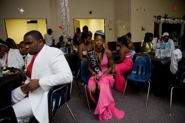 black prom