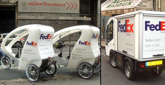 fed-ex-electric-vehicles-in-paris