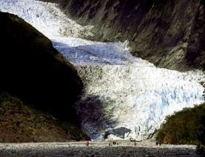 Himalayan glaciers are melting rapidly