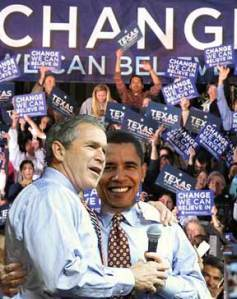 obama-bush-change