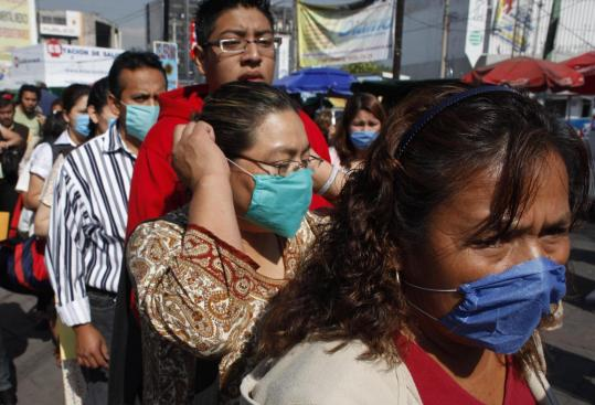 swine flu mexico
