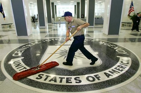 CIA cleaner