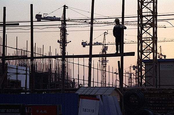 building construction china